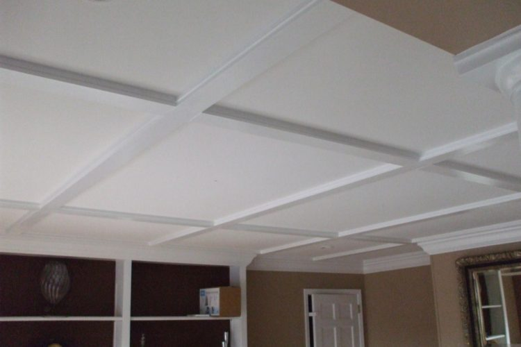basement drop ceiling