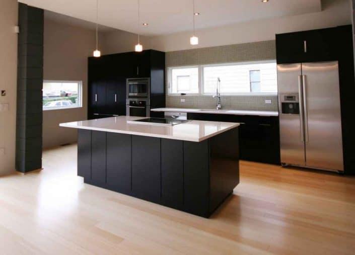 modern kitchens york construction